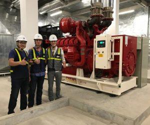 marapco-project-united-nations-international-school-vietnam-red-generator-installation-site-visit